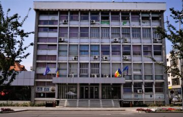 Reforma administrației locală din Bacău